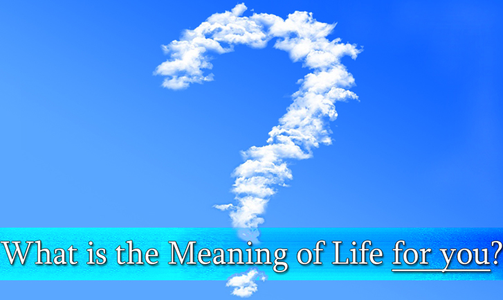 Meaning of Life for You