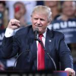 Donald Trump WIth Fist Raised