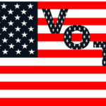 image_of_US_flag_with_Vote