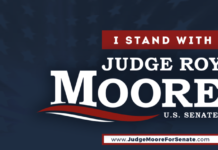 I Stand with Judge Roy Moore