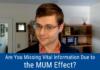 MUM Effect